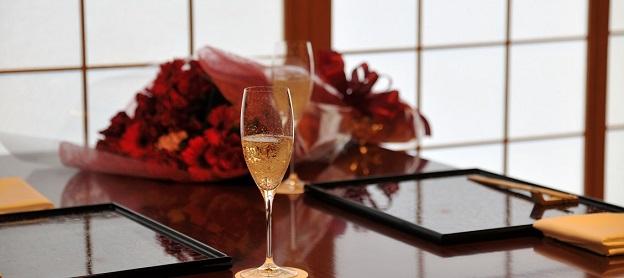 大切な人と共に料亭で粋なクリスマスはいかがですか?